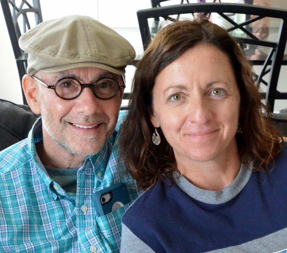 Pastor Roger & Lori Stroup